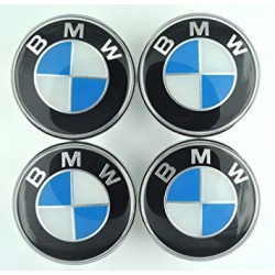 WHEEL CENTAR CAPS BMW 68 MM