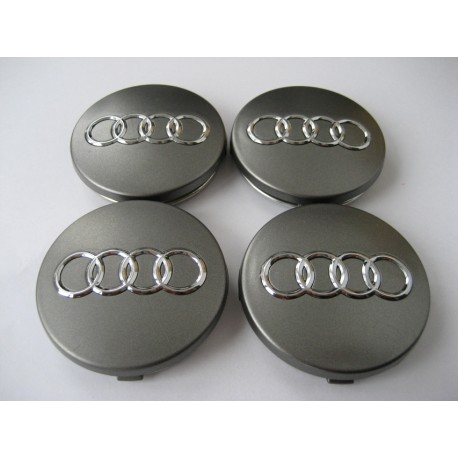 Wheel Center Caps Audi Mm Hubcap Reference B - Audi wheel center caps